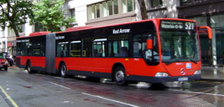 Mercedes: conquering double deckers