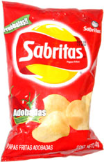"""Mexican """"Lays"""""""