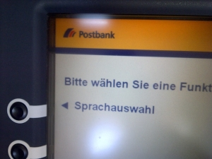 Get it? Only if you speak German.
